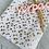 Thumbnail: Seidenpapier Herzchen Gold