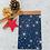 Thumbnail:  Papier Taschen  •stars• 10 Stk