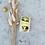 Thumbnail: Sticker •Gold Herz• 10 Stk.