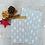 Thumbnail: Papier Taschen  •Tannenbaum /Stars gold• 10 Stk