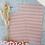 Thumbnail: Papier Taschen  •goldenes Rosé• 10 Stk