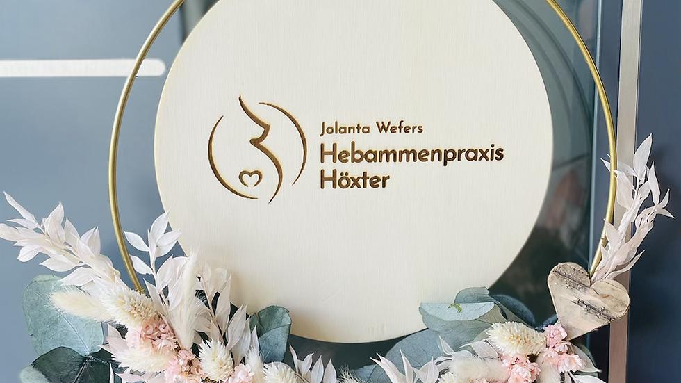Blumenkranz Flower Hoop