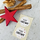 Thumbnail: Sticker •Merry Christmas gold• 10 Stk.