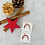Thumbnail: Sticker •Regenbogen Weihnachten • 10 Stk.