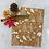Thumbnail: Papier Taschen  •Winterwald• 10 Stk