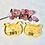 Thumbnail: Bambusteller Bär  mit Gravur