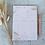 Thumbnail: Rechnungsblock A5 Golddesign