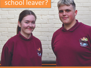 Are you a school leaver?
