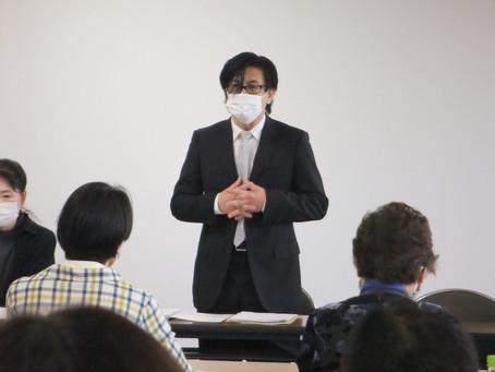 2021年度富山県合唱連盟総会(開催)