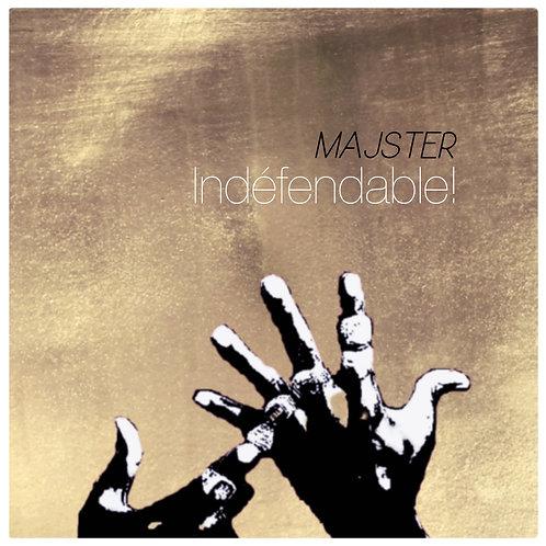 INDÉFENDABLE (ALBUM/MP4) - 14 FÉVRIER 2021