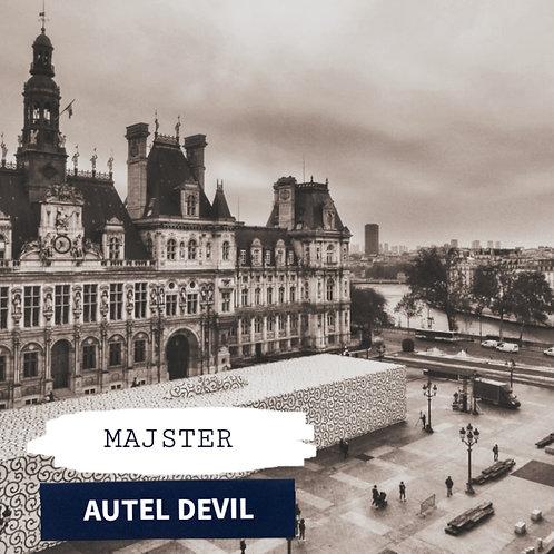 AUTEL DEVIL (podcast/mp3)