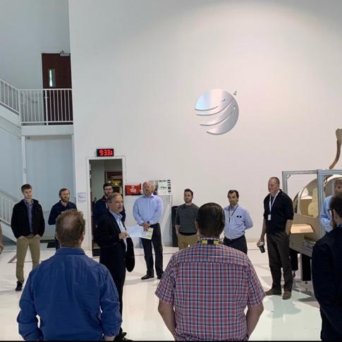 Engineer Meeting @ Bye Aerospace