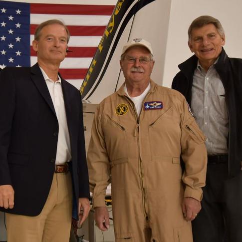 John Penney, Test Pilot for Bye Aerospace