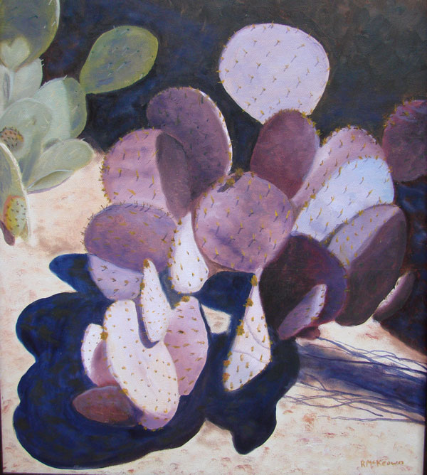 """Plum Prickly"" by Rosemary McKeown"