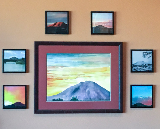 Picach Mountain Series