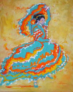 """""""Fandango"""" by Judy Bess"""