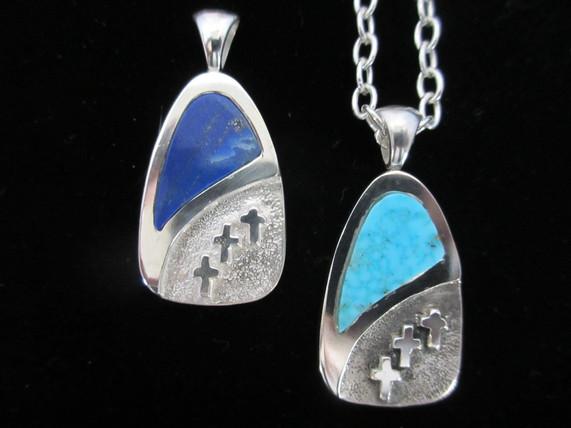 Cross pendants