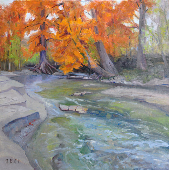 Autumn Splash, Texas Hill Country