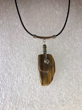 SOLD Necklace N210 (side B)