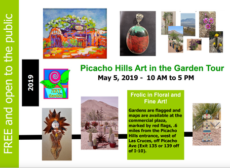 Art in the Garden 2019