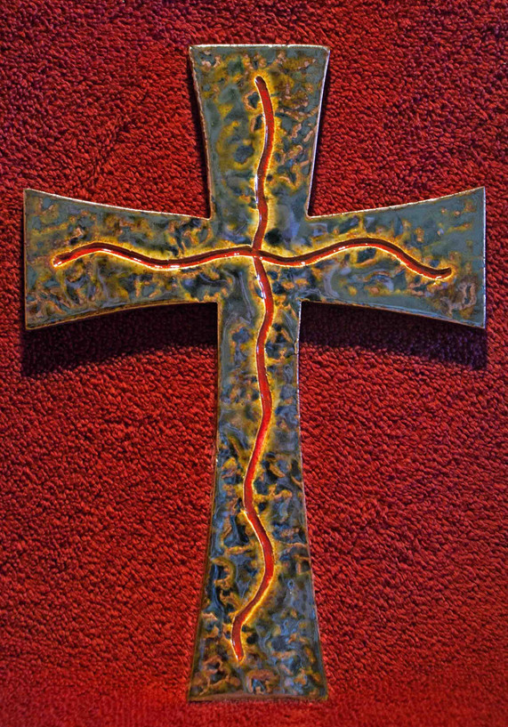 Red Ribbon Cross