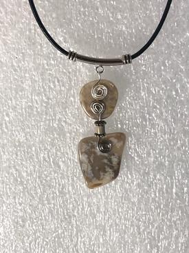 Necklace N202 (side B)