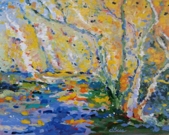 Autumn in the Aspens