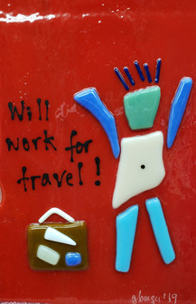Scrappy works for travel