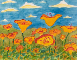 """""""Desert Poppies"""""""