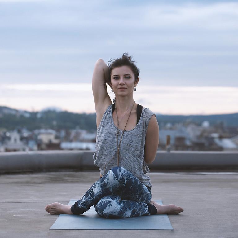 Yoga with B
