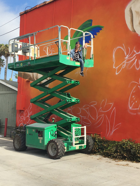 May, 2021 - Kindness & Love Mural