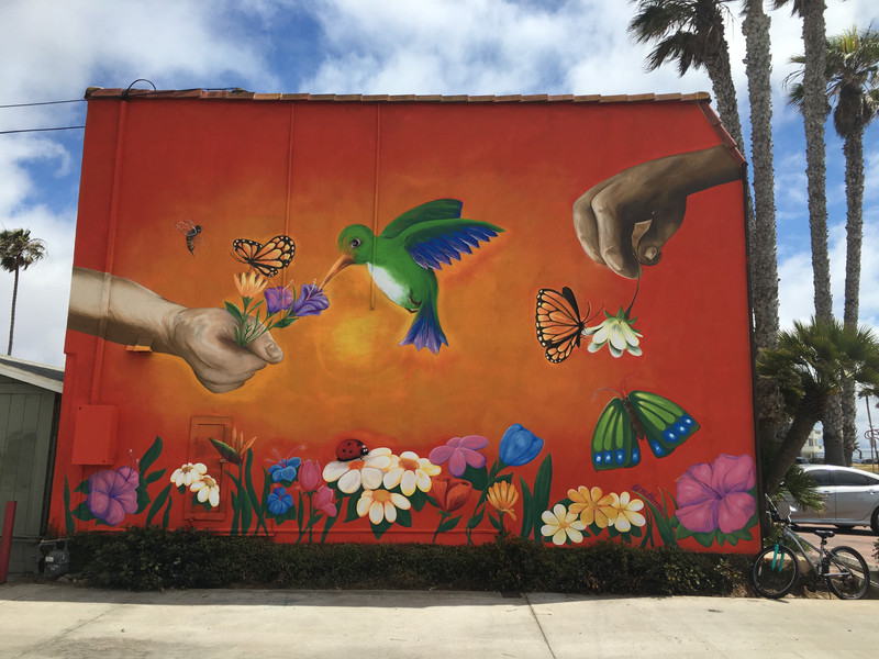 May 2021 - Kindness & Love Mural