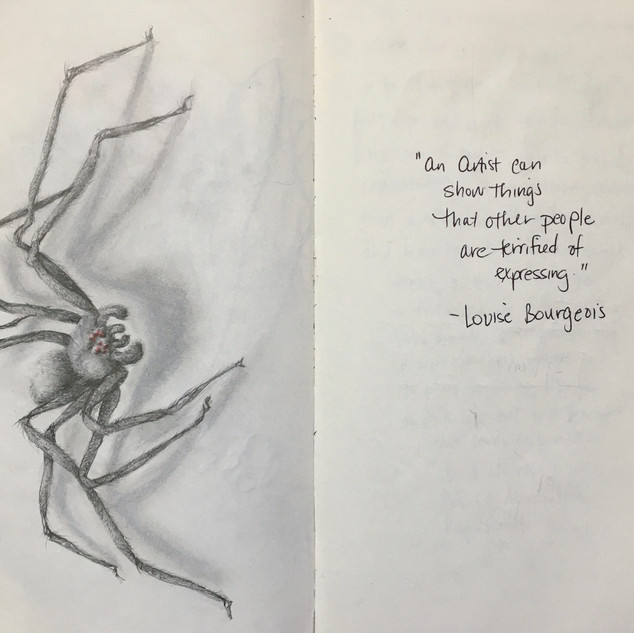 *Louise Bourgeois