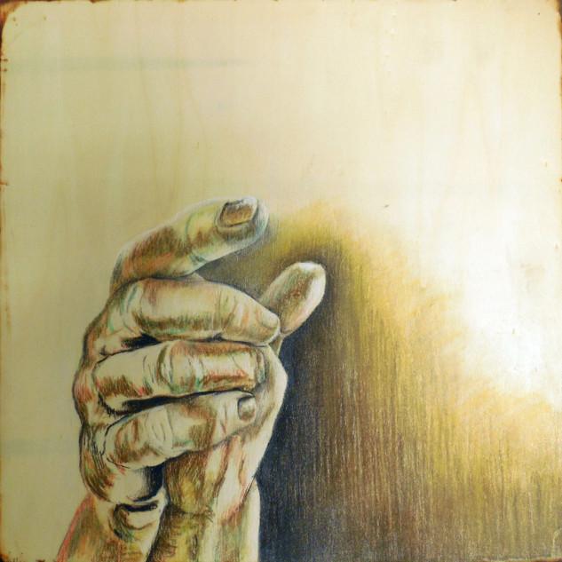 grab hold