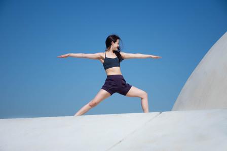 צילומים עבור היוגה סטור
