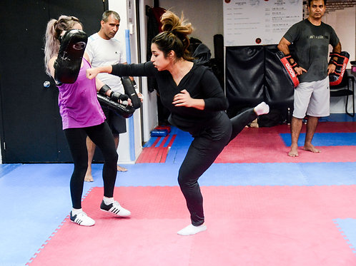 1 Month Unlimited Kickboxing