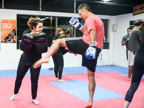 2 Kickboxing Personal Training Sessions