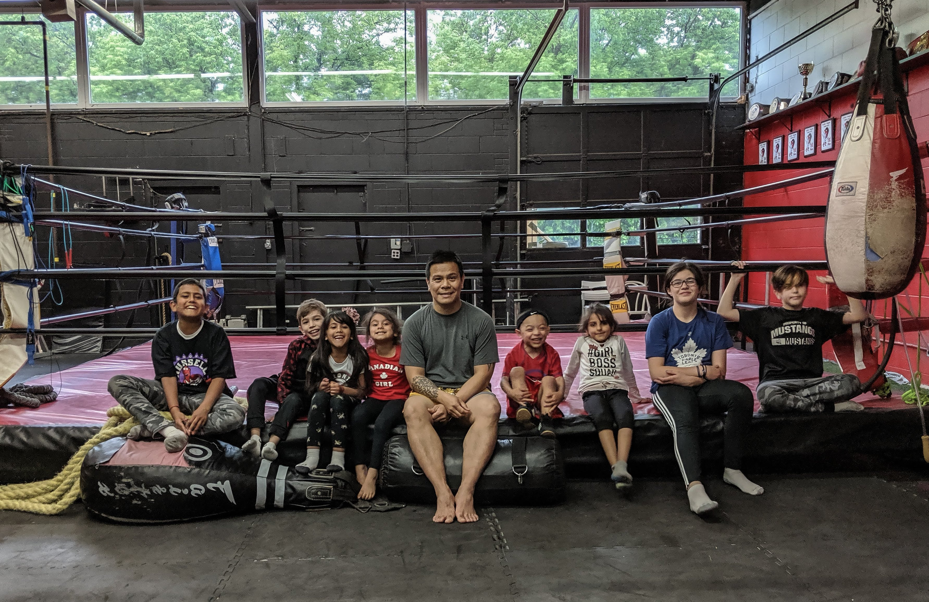 Kids/Youth Boxing (Ages 8+)