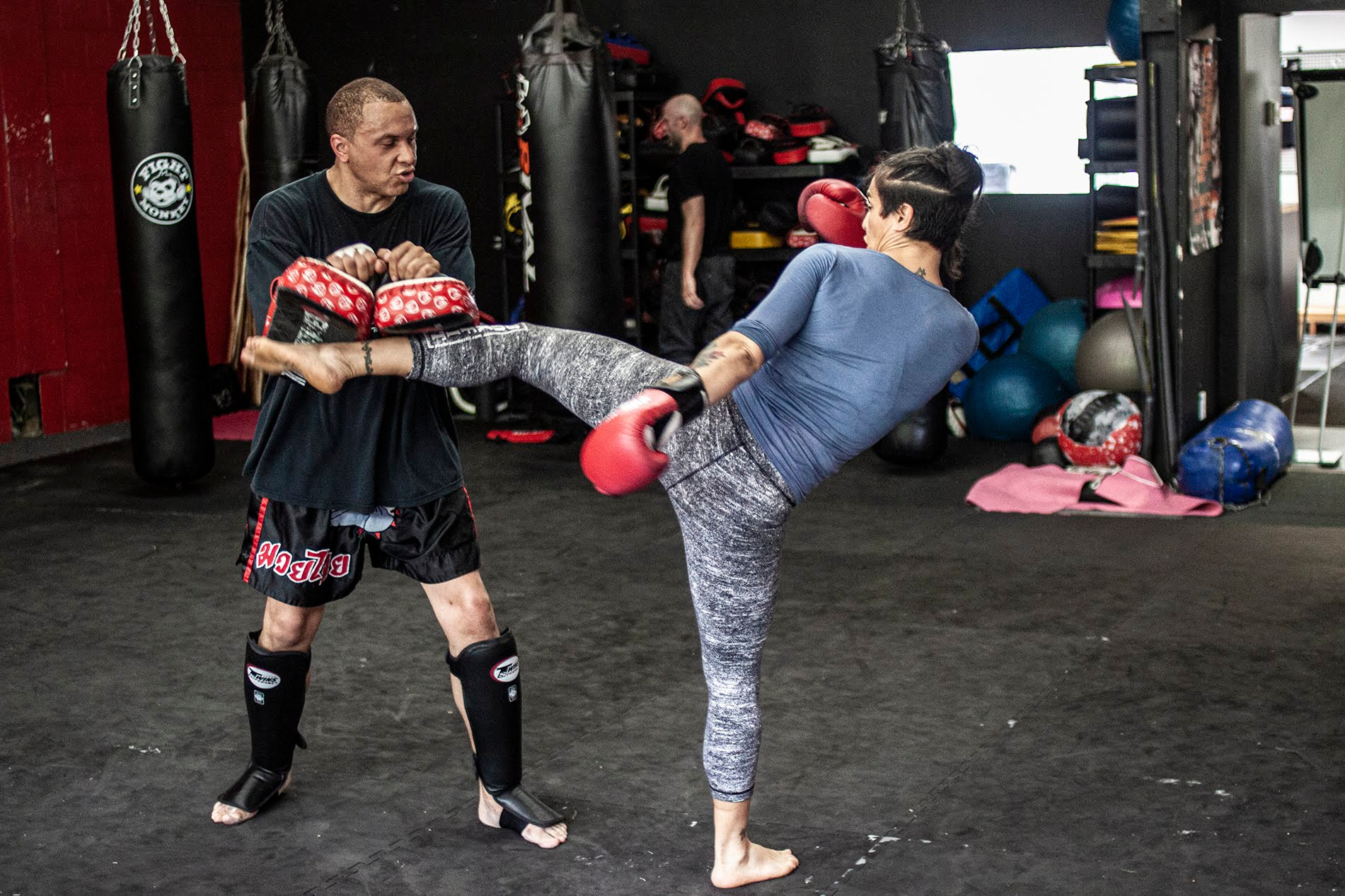 Muay Thai/Kickboxing