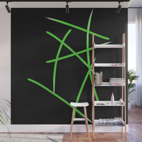 'Blades of Grass' featured on Stylish Decor!