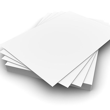 HG Double Sided Paper (A4) thin / 200 pcs