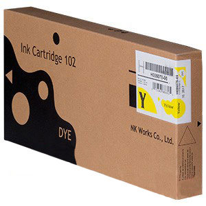 Noritsu Ink Cartridge 102 yellow, 500 ml