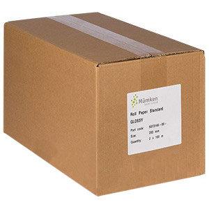 Noritsu Drylab Papier für D701/D703/D1005 glossy, 20,3 cm x 100 m, 2 Rollen