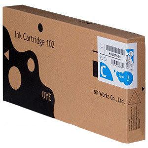 Noritsu Ink Cartridge 102 cyan, 500 ml