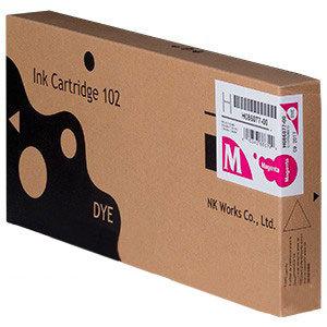 Noritsu Ink Cartridge 102 magenta, 500 ml