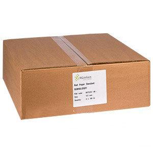 Noritsu Drylab Papier semi-glossy, 12,7 cm x 100 m, 4 Rollen