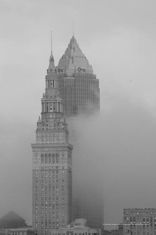 Tower City (12 x 18)