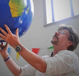 Steve with globe.jpg