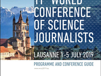 Discover the official program of WCSJ, and start to plan your trip