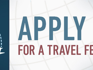 Travel fellowships available